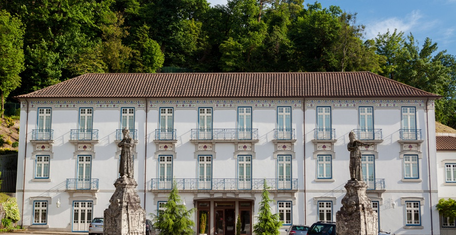 Hôtel do Templo en Portugal